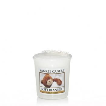 Bougie Yankee Candle Couverture Douce - Votive