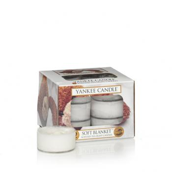 Bougie Yankee Candle Couverture Douce - Lumignons