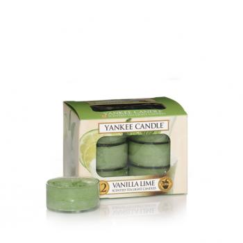 Bougie Yankee Candle Vanille Citron Vert - Lumignons